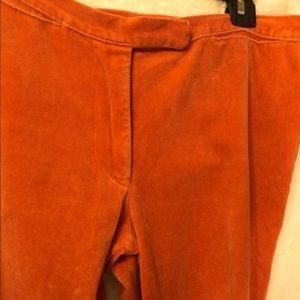 🔥PRICE DROP💥Rare Retro💥ItalianBurnt OrangeJeans
